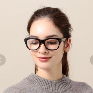 ビューティアンドユースユナイテッドアローズ(BEAUTY&YOUTH UNITED ARROWS)の男女兼用 黒縁メガネ◆BEAUTY&YOUTH◆KANEKO OPTICAL(サングラス/メガネ)