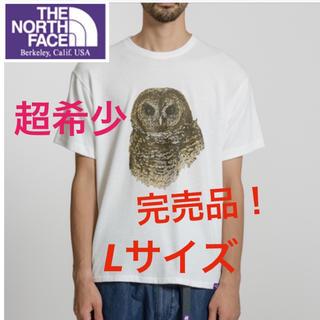 ザノースフェイス(THE NORTH FACE)の完売品!ノースフェイスパープルレーベル アニマルプリント Tシャツ(Tシャツ/カットソー(半袖/袖なし))