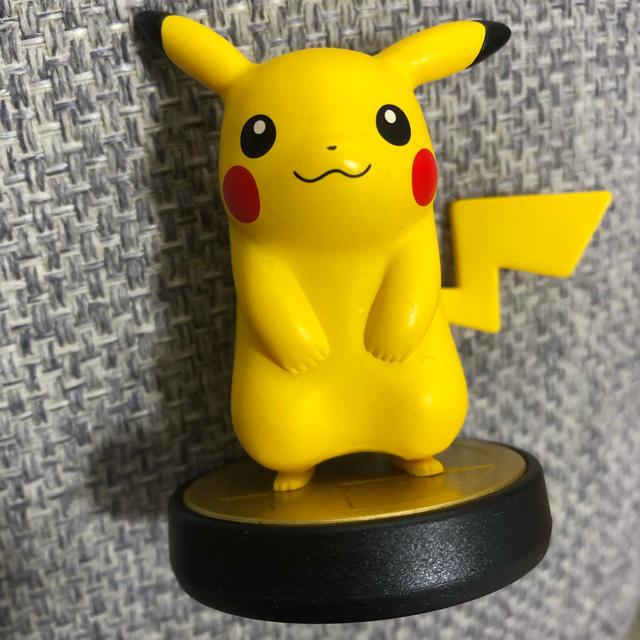Nintendo Switch(ニンテンドースイッチ)の任天堂 アミーボ 3体まとめ売り エンタメ/ホビーのゲームソフト/ゲーム機本体(家庭用ゲームソフト)の商品写真