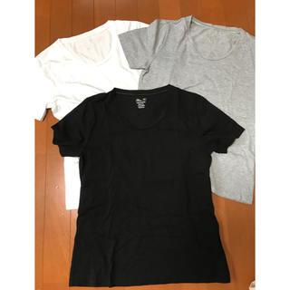 GU - 【美品】GU Tシャツ 3枚セット