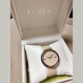 フルラ(Furla)のFURLA 腕時計 ベージュ(腕時計)