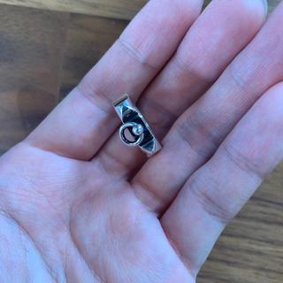 エルメス(Hermes)のHERMES コリエドシアン  リング 14号 サイズ54 シルバー(リング(指輪))