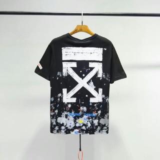 OFF-WHITE - OFF WHITE Tシャツ  半袖  メンズTシャツ  ファッション  夏
