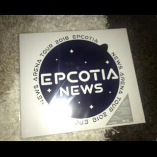 NEWS EPCOTIA 初回限定版 DVD(アイドルグッズ)