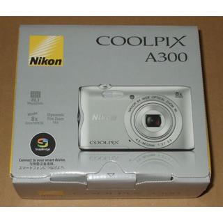 Nikon - 新品 COOLPIX A300 シルバー