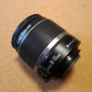 Canon - CANON ZOOM EF-S 18-55mm 1:3.5-5.6 IS