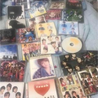 ニュース(NEWS)のNEWS CD セット シングル アルバム CD 50 枚セット(ポップス/ロック(邦楽))