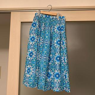 GRACE CONTINENTAL - グレースクラス オパーツレースpt スカート
