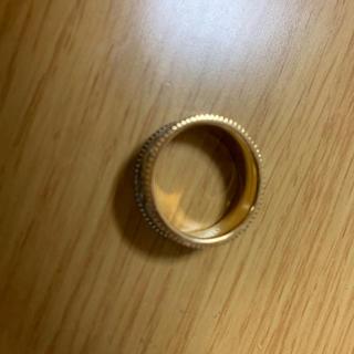 ハワイアンジュエリー ステンレス リング 15号(リング(指輪))