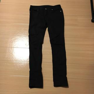 GU - GU 黒パンツ