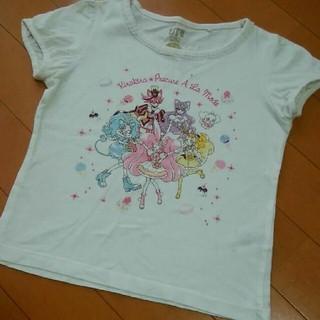 UNIQLO - 110 Tシャツ ユニクロ プリキュア アラモード