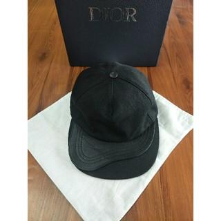 ディオール(Dior)のファション Dior ディオール キャップ  男女通用 個性的(キャップ)