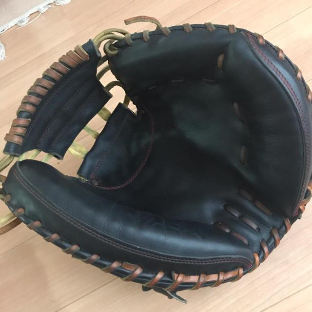 ZETT(ゼット)のゼット プロステイタス   限定 ミット スポーツ/アウトドアの野球(グローブ)の商品写真