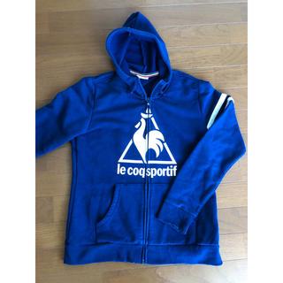 ルコックスポルティフ(le coq sportif)のlecoqsportif パーカー(レディース)(パーカー)