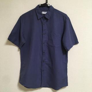 UNIQLO リネンコットンシャツ
