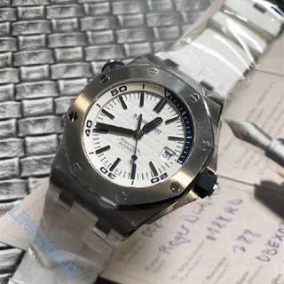 AUDEMARS PIGUET - AP オーデマ 15710ST 自動巻 腕時計