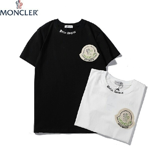 MONCLER - 「2枚セット6450円」 ロゴ 人気新品 カッコいい Tシャツ