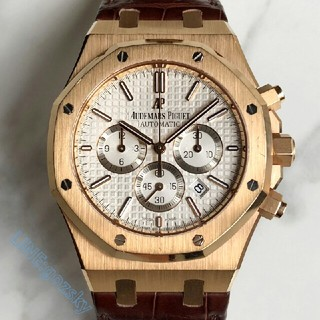 AUDEMARS PIGUET - オーデマ・ピゲ ロイヤルオーク クロノグラフ 26320OR メンズ 腕時計