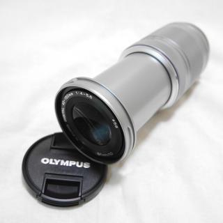 OLYMPUS - メーカー保証★M.ZUIKO DIGITAL 40-150mm シルバー