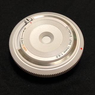 オリンパス(OLYMPUS)の【らりお様専用】OLYMPUS PEN ボディキャップレンズ(レンズ(単焦点))