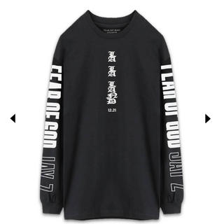 フィアオブゴッド(FEAR OF GOD)の【Lサイズ】FEAR OF GOD JAY-Z LONG SLEEVE(Tシャツ/カットソー(七分/長袖))