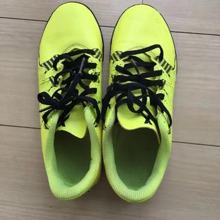 adidas - サッカーシューズ23.5cm