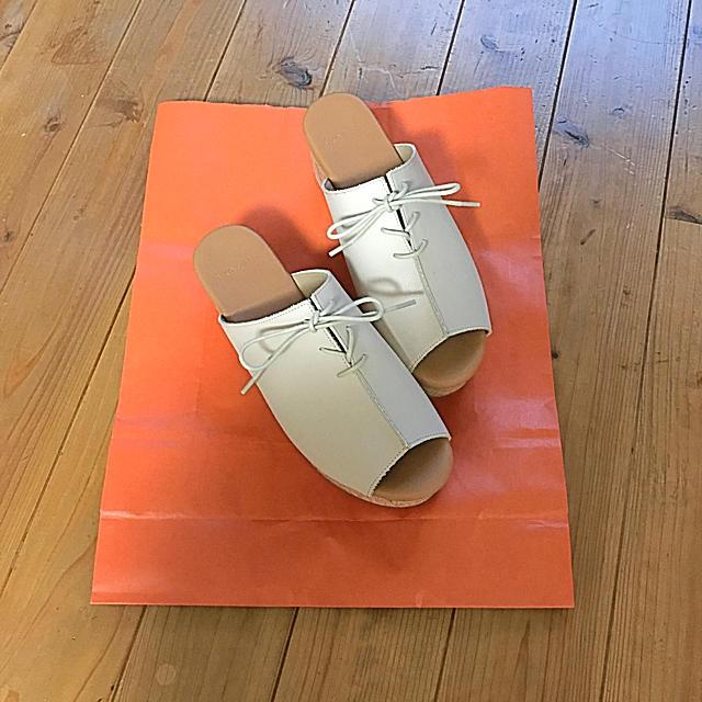 niko and...(ニコアンド)のniko  and‥   サボサンダル レディースの靴/シューズ(サンダル)の商品写真