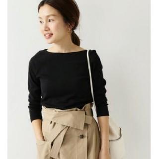 イエナ♡AURALEE 別注ボートネックTシャツ
