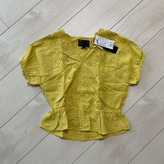 マーキーズ(MARKEY'S)の新品♡マーキーズ スカラップトップス(Tシャツ/カットソー)