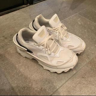ラフシモンズ(RAF SIMONS)の【完全正規品】RAF SIMONS*adidas(スニーカー)