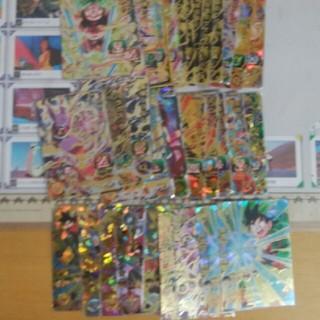 ドラゴンボールヒーローズ引退品(カード)