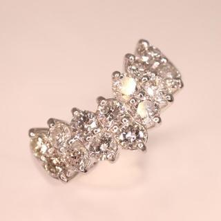 トクトクジュエリー プラチナ ダイヤモンド 1カラット