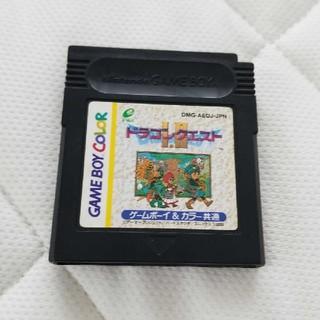 ゲームボーイ(ゲームボーイ)のゲームボーイ ドラゴンクエスト1 2(携帯用ゲームソフト)