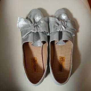 アシナガオジサン(あしながおじさん)の靴(スリッポン/モカシン)