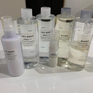 ムジルシリョウヒン(MUJI (無印良品))の無地良品 化粧水(化粧水 / ローション)