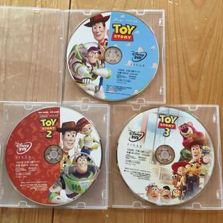 トイストーリー(トイ・ストーリー)の【新品未再生】トイストーリー 3個セット DVD(キッズ/ファミリー)