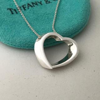 Tiffany & Co. - Tiffanyのハートネックレス 希少