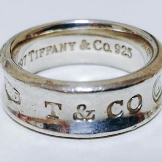 Tiffany & Co. - ティファニー1837リング ♯13