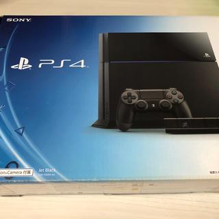 PlayStation4 - 中古品・SONY PS4本体 CUH-1000A A01 ジェットブラック