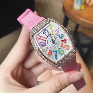 FRANCK MULLER - おしゃれ FRANCK MULLER フランクミュラー 腕時計 専用箱付き
