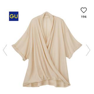 GU - ドレープゆるプルオーバー(GU)