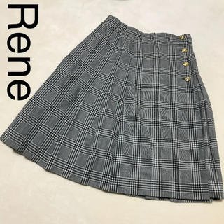 ルネ(René)のRene 巻スカート 9(ひざ丈スカート)