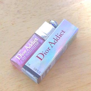ディオール(Dior)のディオール ミニマキシマイザー (リップグロス)