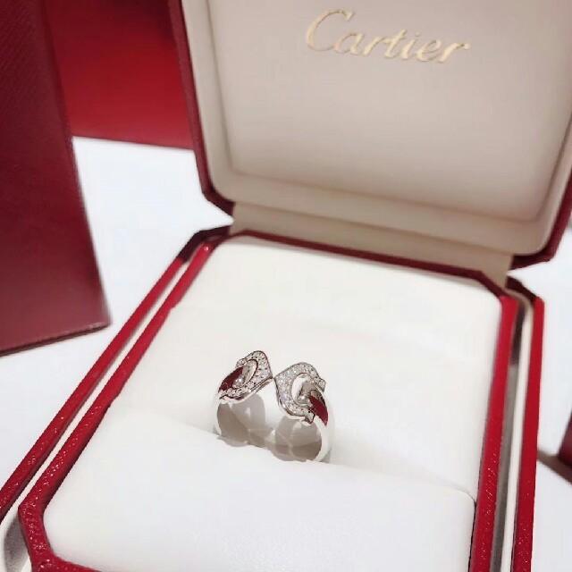 Cartier(カルティエ)のCartier  指輪   レディースのアクセサリー(リング(指輪))の商品写真