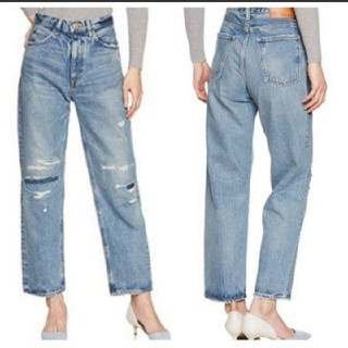 moussy - 新品 MOUSSY MV LANY WF Tapered