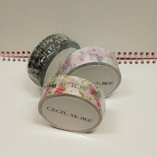 セシルマクビー(CECIL McBEE)のCECIL McBEE maskingtape②(テープ/マスキングテープ)