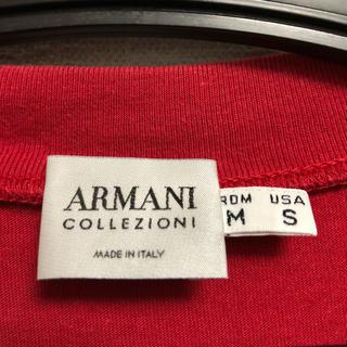 アルマーニ コレツィオーニ(ARMANI COLLEZIONI)のアルマーニ コレツィオーニ(Armani Collezioni)Tシャツ (Tシャツ/カットソー(半袖/袖なし))