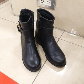 ブーツ  Sサイズ 黒(ブーツ)