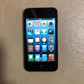 Apple - iPod  touch 第4世代 8G