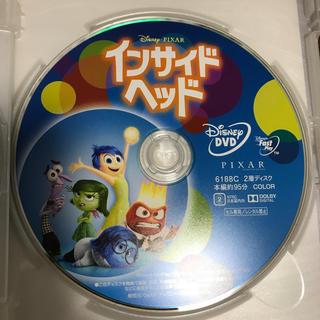 Disney - インサイドヘッド DVD  1枚